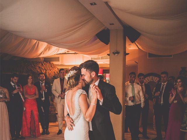 La boda de Felipe y Saray en Torre Del Mar, Málaga 58