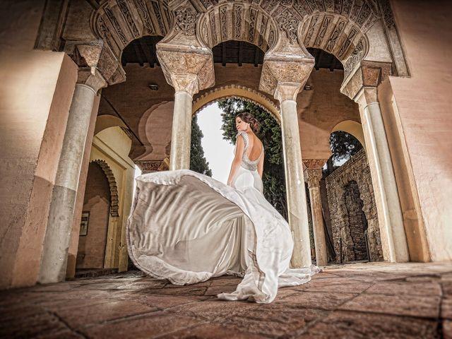 La boda de Felipe y Saray en Torre Del Mar, Málaga 41