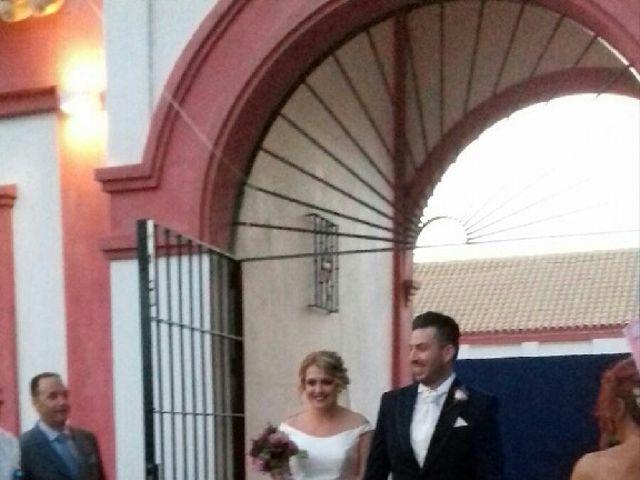 La boda de Francisco jose y Laura en Brenes, Sevilla 4