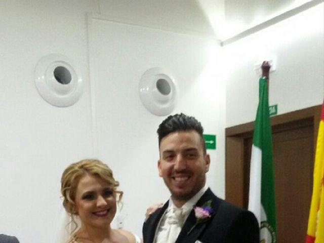 La boda de Francisco jose y Laura en Brenes, Sevilla 5