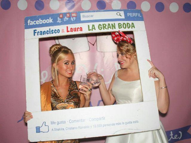 La boda de Francisco jose y Laura en Brenes, Sevilla 6