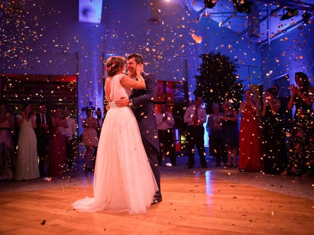 La boda de Cris y David