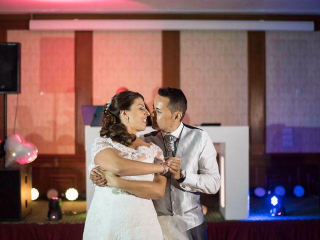 La boda de Cristina y Esteban