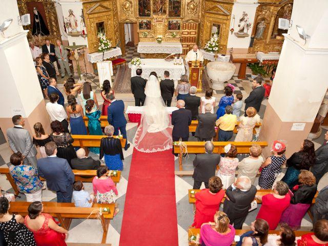 La boda de David y Elsa en Castellanos De Moriscos, Salamanca 15