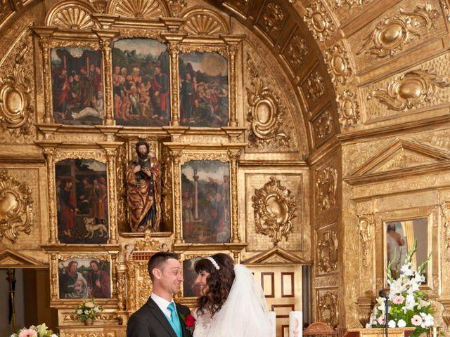 La boda de David y Elsa en Castellanos De Moriscos, Salamanca 16
