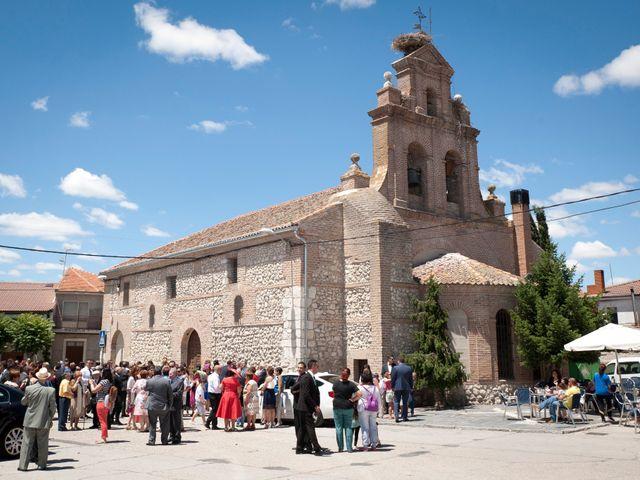 La boda de David y Elsa en Castellanos De Moriscos, Salamanca 18