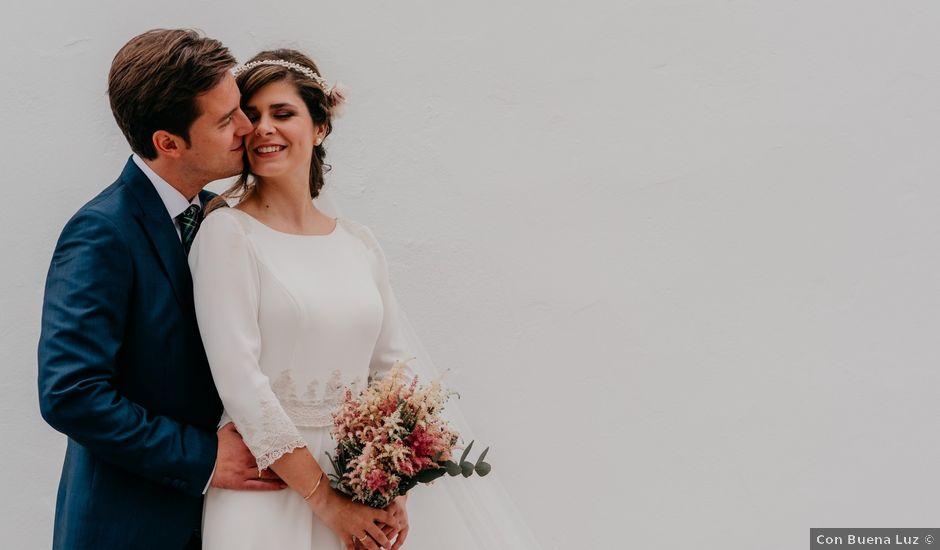 La boda de Julio y Cecilia en Villarrubia De Los Ojos, Ciudad Real