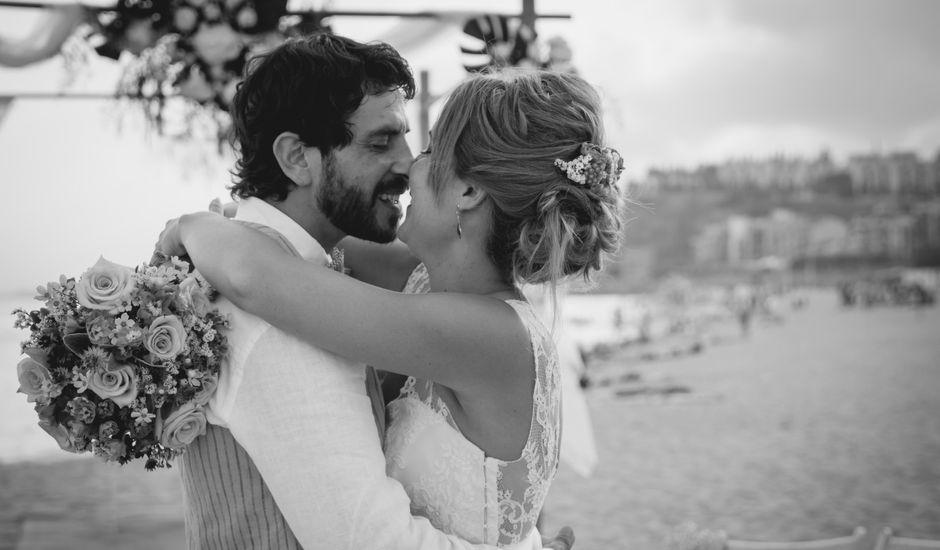 La boda de Jordi y Laia en Arenys De Mar, Barcelona