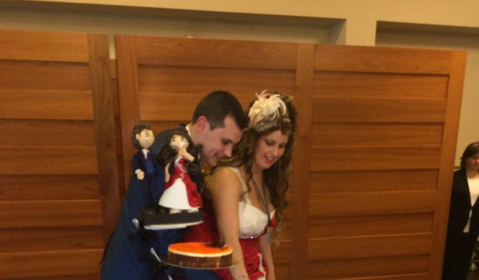 La boda de Isma y Lore en Redondela, Pontevedra