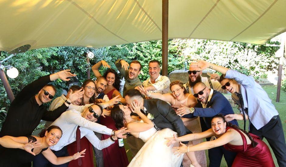 La boda de Sergi y Aida en Palau De Plegamans, Barcelona