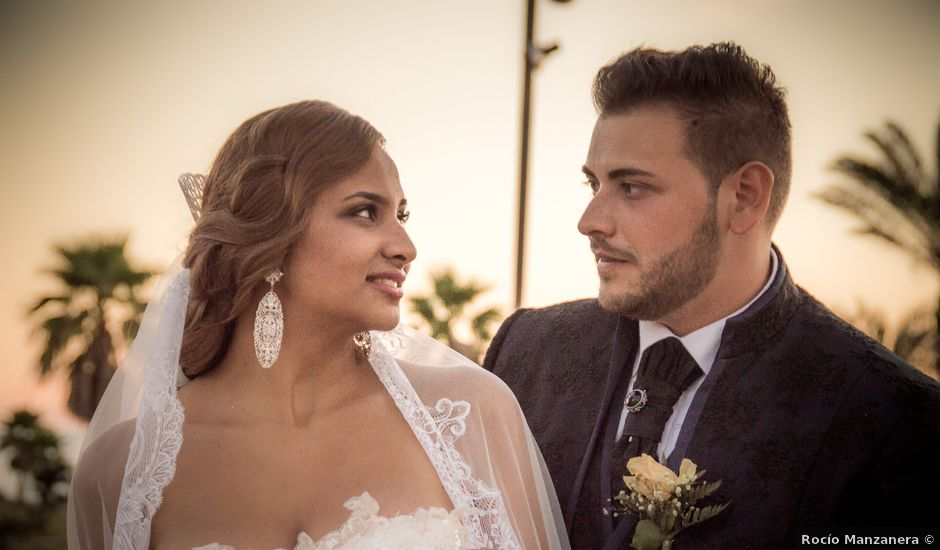 La boda de Juanjo y Ana María en Almería, Almería