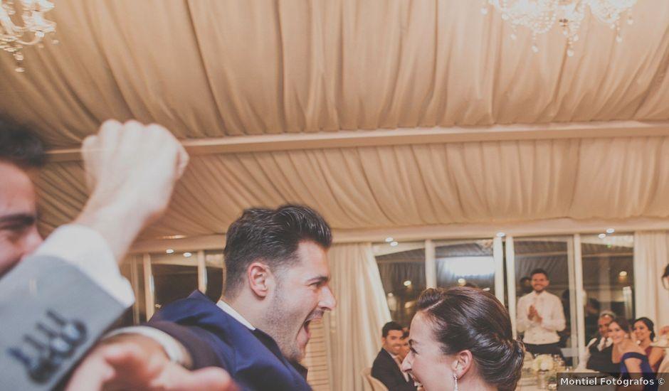 La boda de Felipe y Saray en Torre Del Mar, Málaga