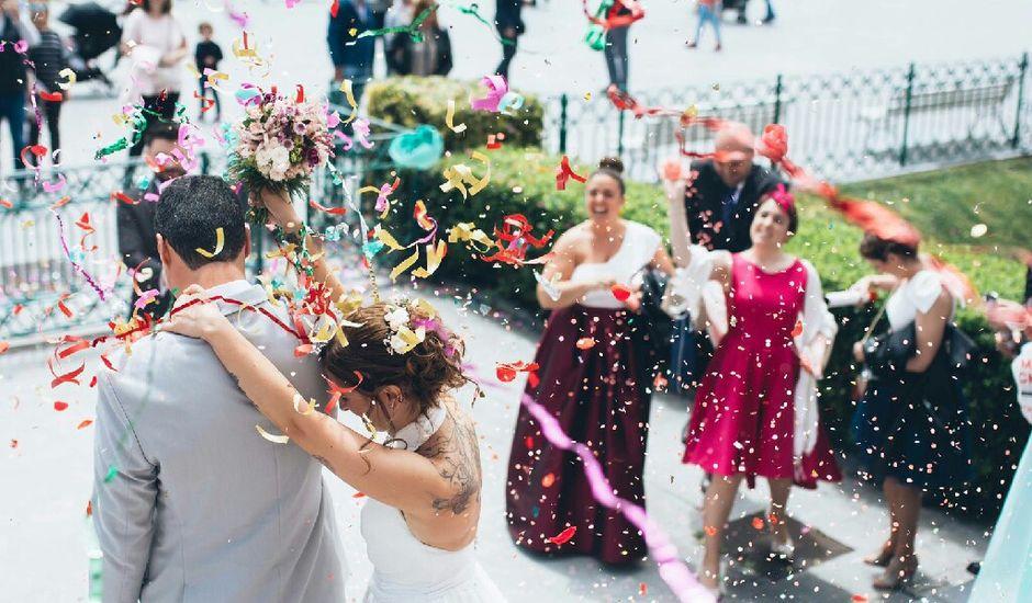 La boda de Nestor y Alba en Donostia-San Sebastián, Guipúzcoa