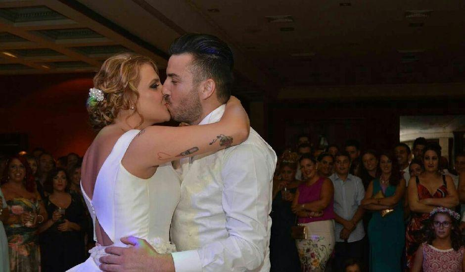 La boda de Francisco jose y Laura en Brenes, Sevilla