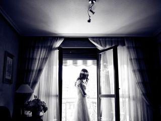 La boda de Sil y Ces 1
