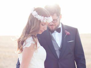 La boda de Sil y Ces
