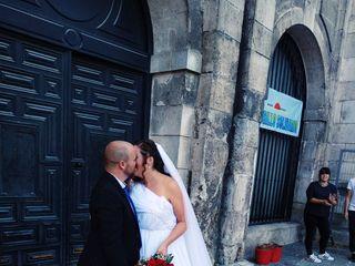 La boda de Miriam y Raúl
