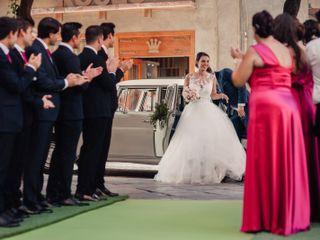 La boda de Esther y Julio Alberto 1