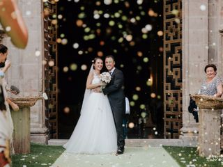 La boda de Esther y Julio Alberto