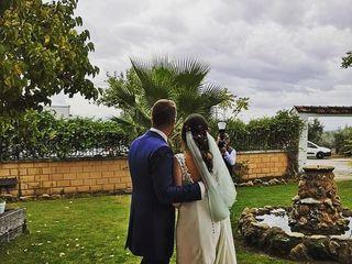 La boda de Raquel  y Cesar  1