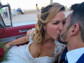 La boda de Fernando Lorente  y Miriam Alfaro 2
