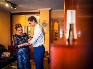 La boda de Arantza y Carlos 1