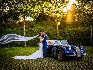 La boda de Arantza y Carlos