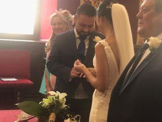 La boda de Julia y Álvaro