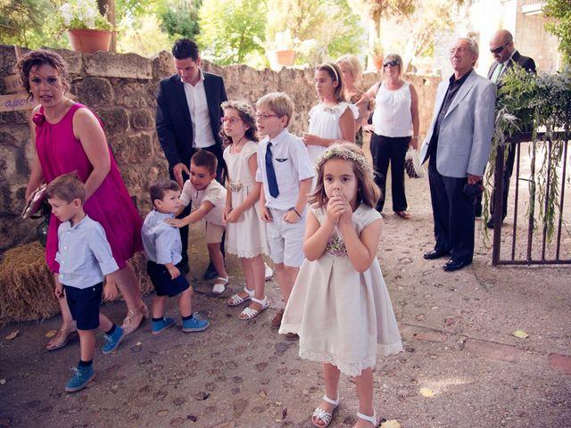 La boda de Ces y Sil en Villanubla, Valladolid 9
