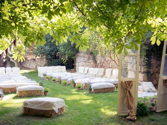 La boda de Ces y Sil en Villanubla, Valladolid 12