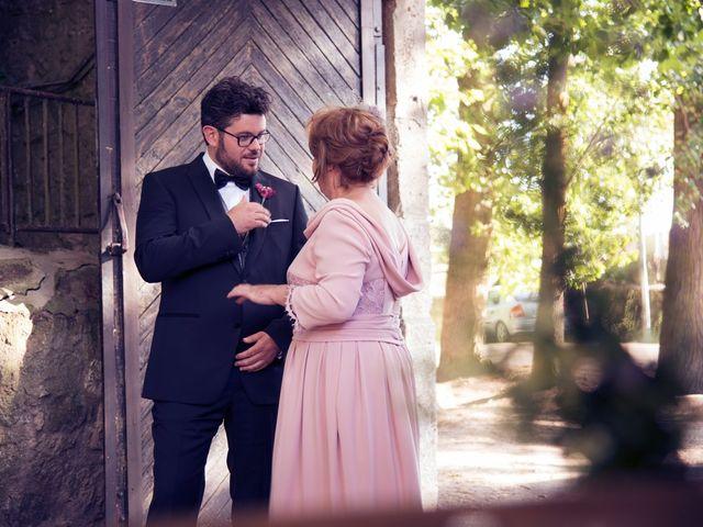 La boda de Ces y Sil en Villanubla, Valladolid 14