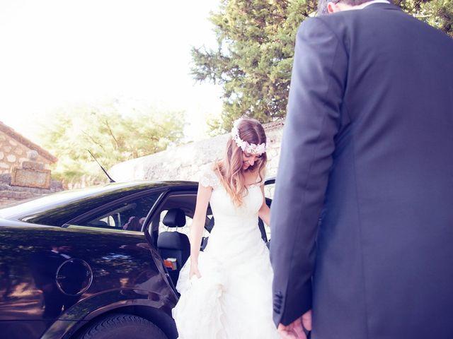 La boda de Ces y Sil en Villanubla, Valladolid 15