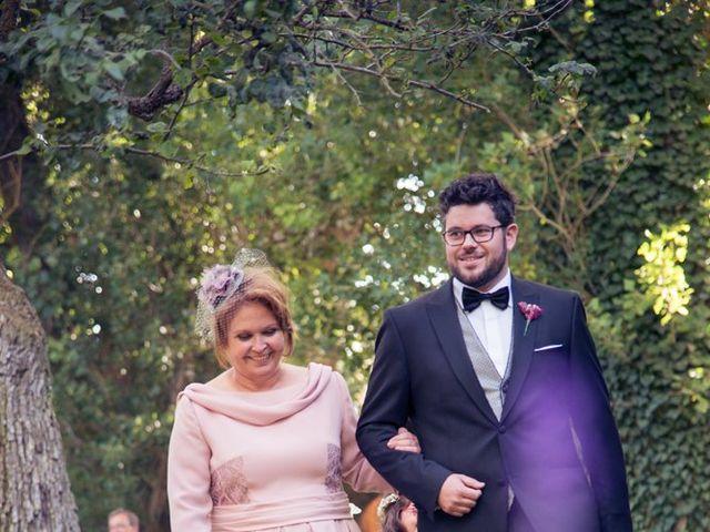 La boda de Ces y Sil en Villanubla, Valladolid 20