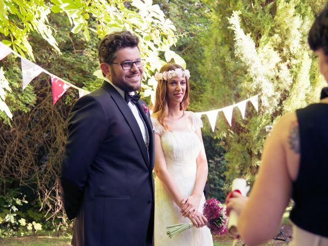 La boda de Ces y Sil en Villanubla, Valladolid 28