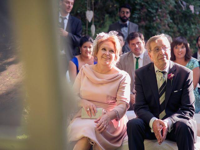 La boda de Ces y Sil en Villanubla, Valladolid 31