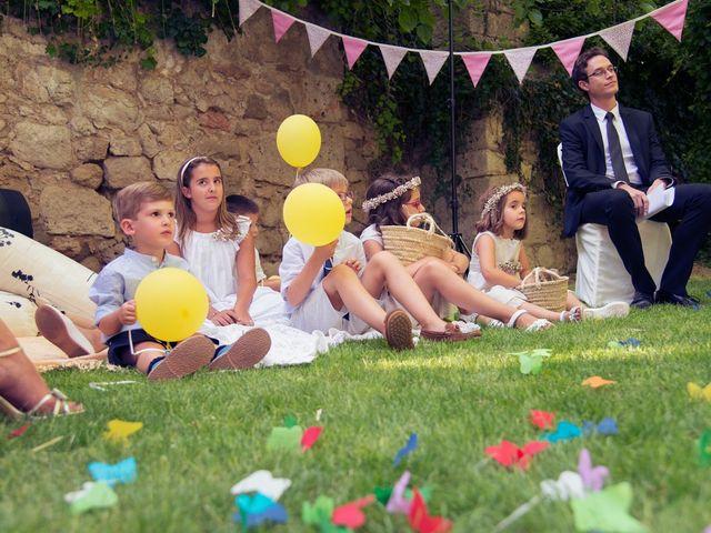 La boda de Ces y Sil en Villanubla, Valladolid 37