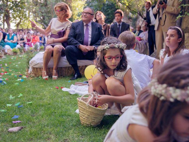 La boda de Ces y Sil en Villanubla, Valladolid 38