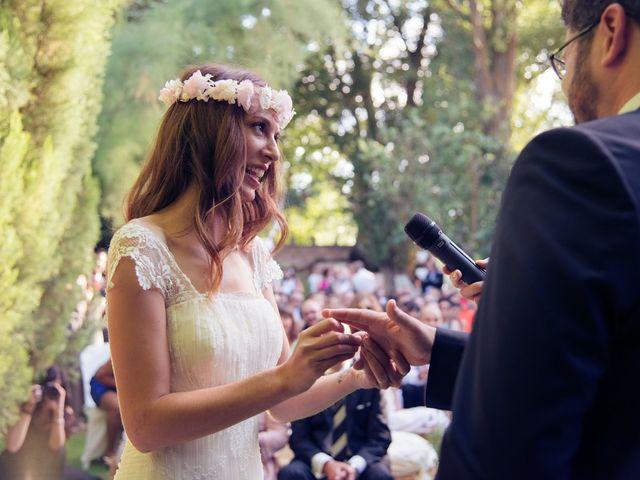 La boda de Ces y Sil en Villanubla, Valladolid 43