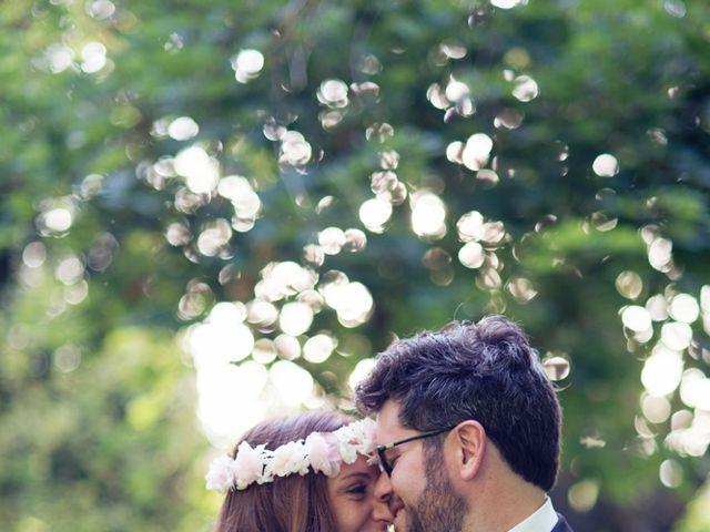 La boda de Ces y Sil en Villanubla, Valladolid 45