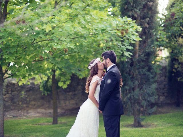 La boda de Ces y Sil en Villanubla, Valladolid 46