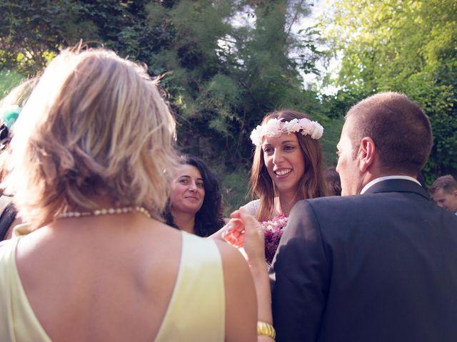 La boda de Ces y Sil en Villanubla, Valladolid 48