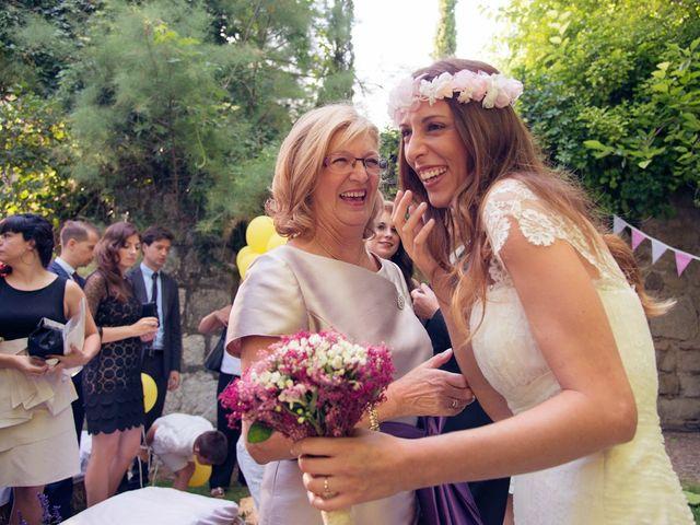 La boda de Ces y Sil en Villanubla, Valladolid 49