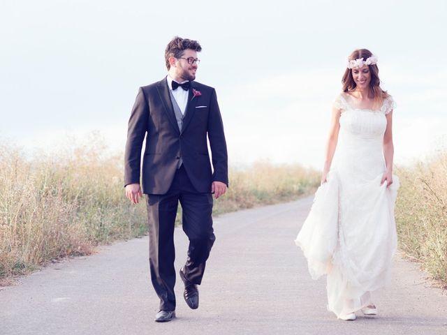 La boda de Ces y Sil en Villanubla, Valladolid 56