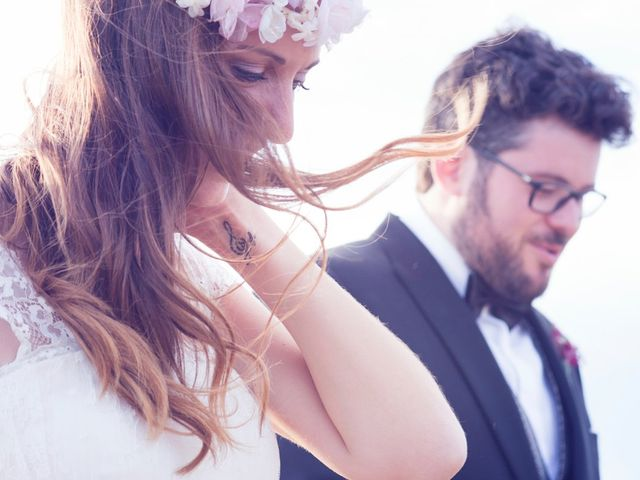 La boda de Ces y Sil en Villanubla, Valladolid 1