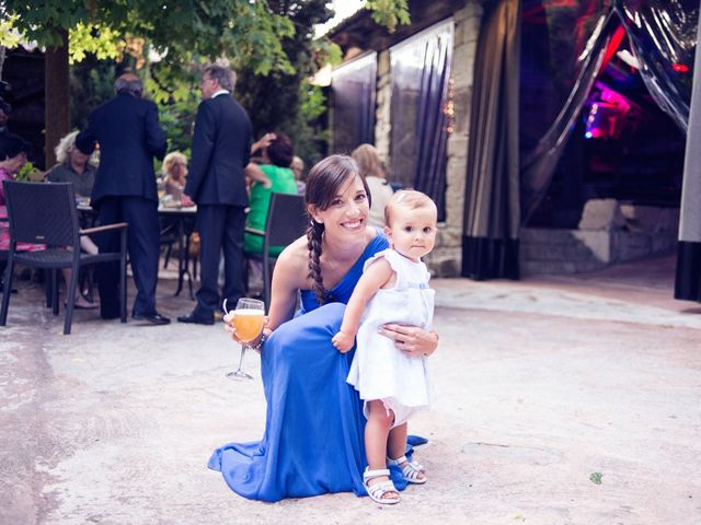 La boda de Ces y Sil en Villanubla, Valladolid 62