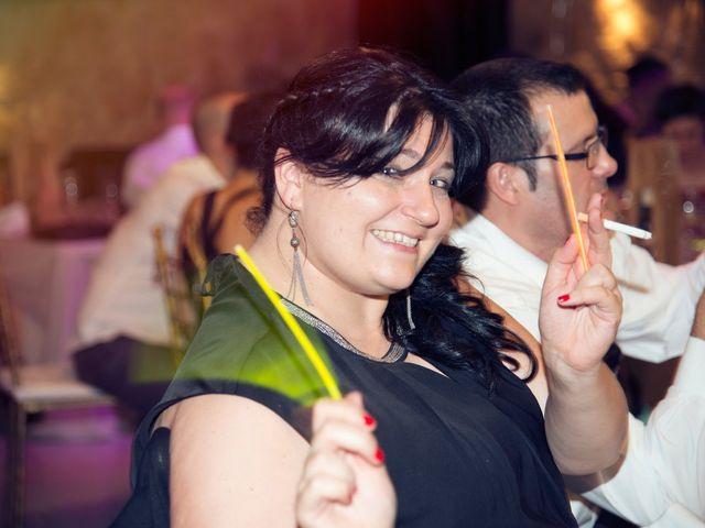 La boda de Ces y Sil en Villanubla, Valladolid 63