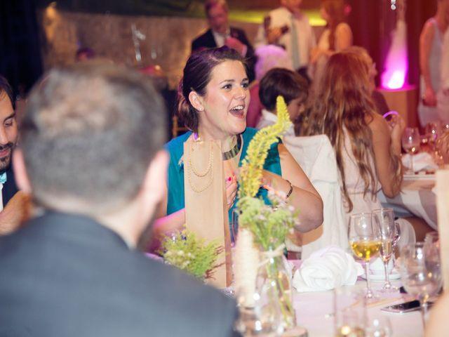 La boda de Ces y Sil en Villanubla, Valladolid 65