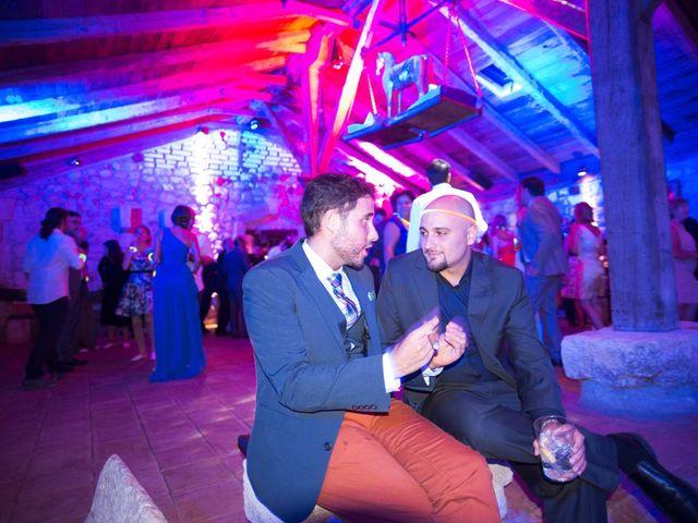 La boda de Ces y Sil en Villanubla, Valladolid 72