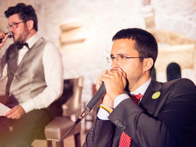 La boda de Ces y Sil en Villanubla, Valladolid 74