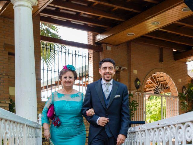 La boda de Adolfo y Gema en Chiclana De La Frontera, Cádiz 14